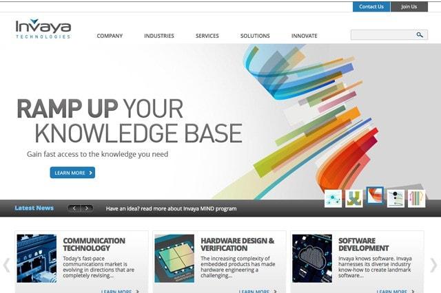 www.invaya-tech.com